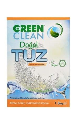 Green Clean Organik Bulaşık Makinası Doğal Tuz 1,5 Kg