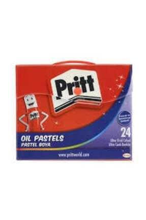 Pritt Pastel Boya - 24 Renk - Çanta