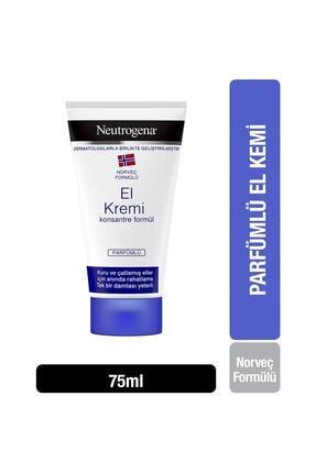 Neutrogena El Kremi Parfümlü Bakım Kremi 75 ml