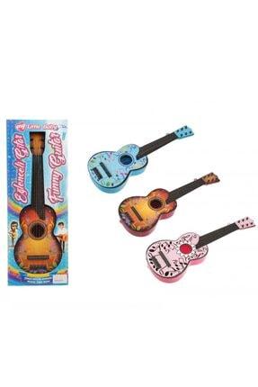Nubutik's Desenli Gitar Eğlenceli Çocuk Oyuncağı