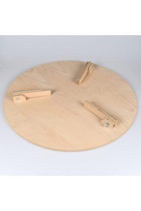 Güldeste 70 cm Ham Sofra Yemek Masası