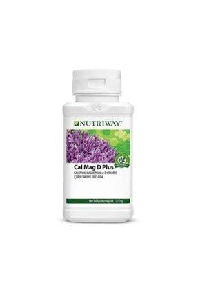 Amway Nutrıway™ D Plus Calcium Magnesium