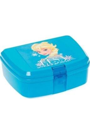 Herevin Elsa Frozen 2 Katlı Beslenme Kutusu Lisanslı Plastik
