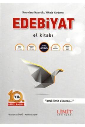 Limit Yayınları Ayt Edebiyat El Kitabı -