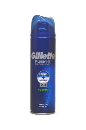 Gillette Fusion Proglide Traş Jeli 200ml Serinletici