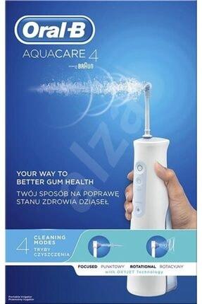 Oral-B Aquacare Oxyjet Sarj Edilebilir Agiz Duşu Diş Fırçası