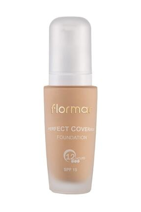 Flormar Perfect Coverage Foundation Pastelle Fondöten 101 8690604085897