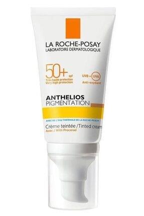 La Roche Posay La Roche-posay Anthelios Pigmentation Tinted Creamspf50+ 50ml | Lekeli Ciltler Için Güneş Kremi