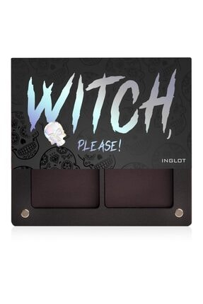 INGLOT Freedom System Palette Witch, Please!