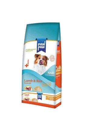 Paw Paw Kuzu Etli Ve Pirinçli Yetişkin Köpek Maması 3 Kg
