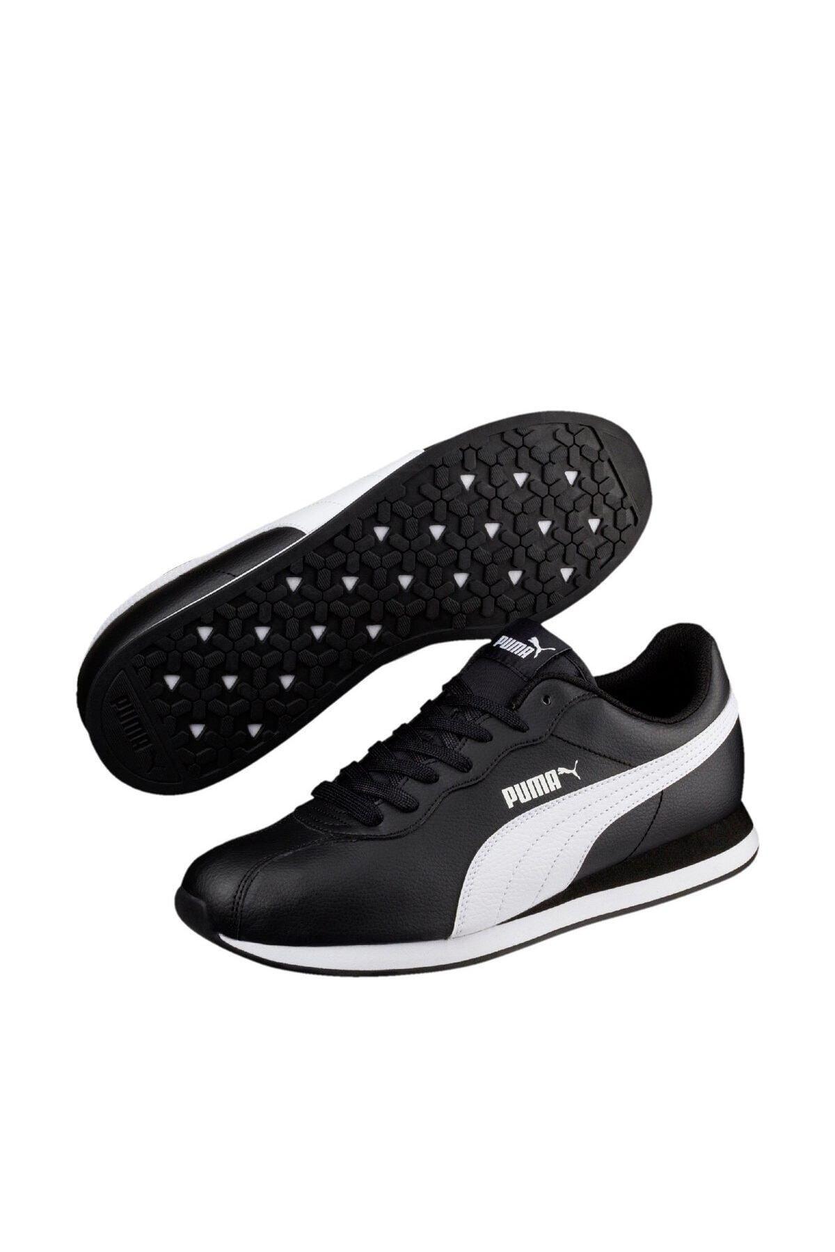 Puma Turin II Siyah  Erkek Spor Ayakkabı (366962-01) 1