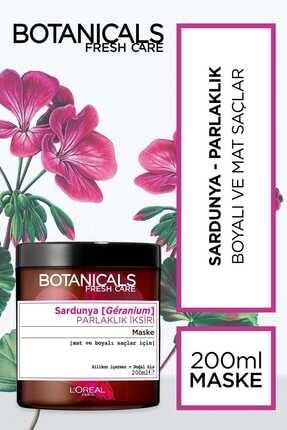 Botanicals Fresh Care Sardunya Parlaklık Iksiri Maske 200 Ml 3600523371075