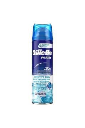 Gillette Series Tıraş Jeli Serinletici 200 Ml