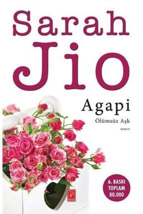 Pena Yayınları Agapi : Ölümsüz Aşk | Sarah Jio |