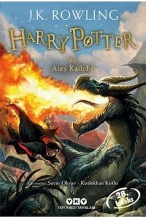 Yapı Kredi Yayınları Harry Potter Ve Ateş Kadehi - 4 | J. K. Rowling |