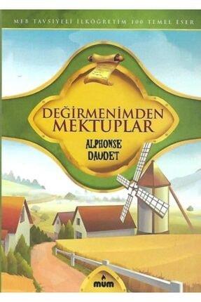 Mum Yayınları Değirmenimden Mektuplar | Alphonse Daudet |