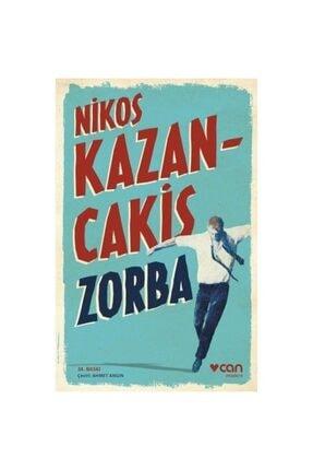 Can Yayınları Zorba | Nikos Kazancakis |