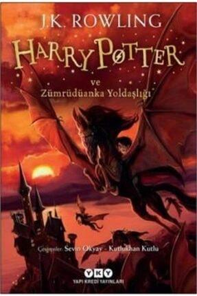Yapı Kredi Yayınları Harry Potter Ve Zümrüdüanka Yoldaşlığı - 5 | J. K. Rowling |