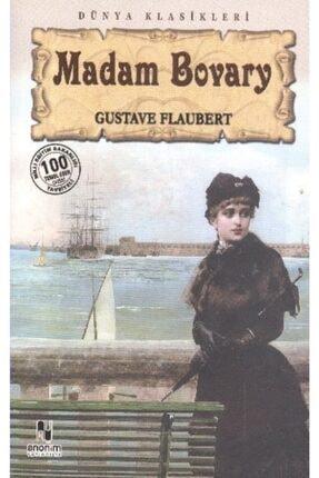 Anonim Yayınları Madam Bovary | Gustave Flaubert | Anonim Yayıncılık