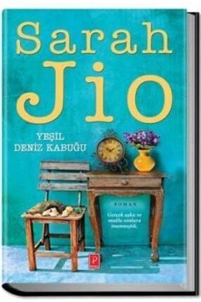 Pena Yayınları Yeşil Deniz Kabuğu Ciltli | Sarah Jio |
