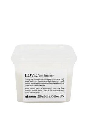 Davines Bukle Belirginleştirici Dalgalı Saç Bakım Kremi - Love Curl 250 Ml 8004608257127