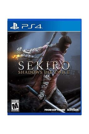 ACTIVISION Sekiro Shadows Die Twice Ps4 Oyun