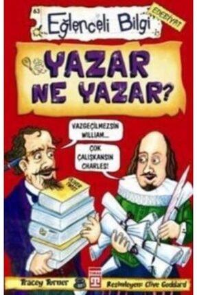 Timaş Yayınları Yazar Ne Yazar?
