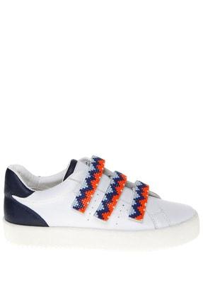 Fabrika Kadın Lacivert Spor Ayakkabı 502678646