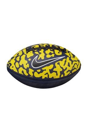 Nike N0000145-949 Spin 5 No Amerikan Futbolu Topu