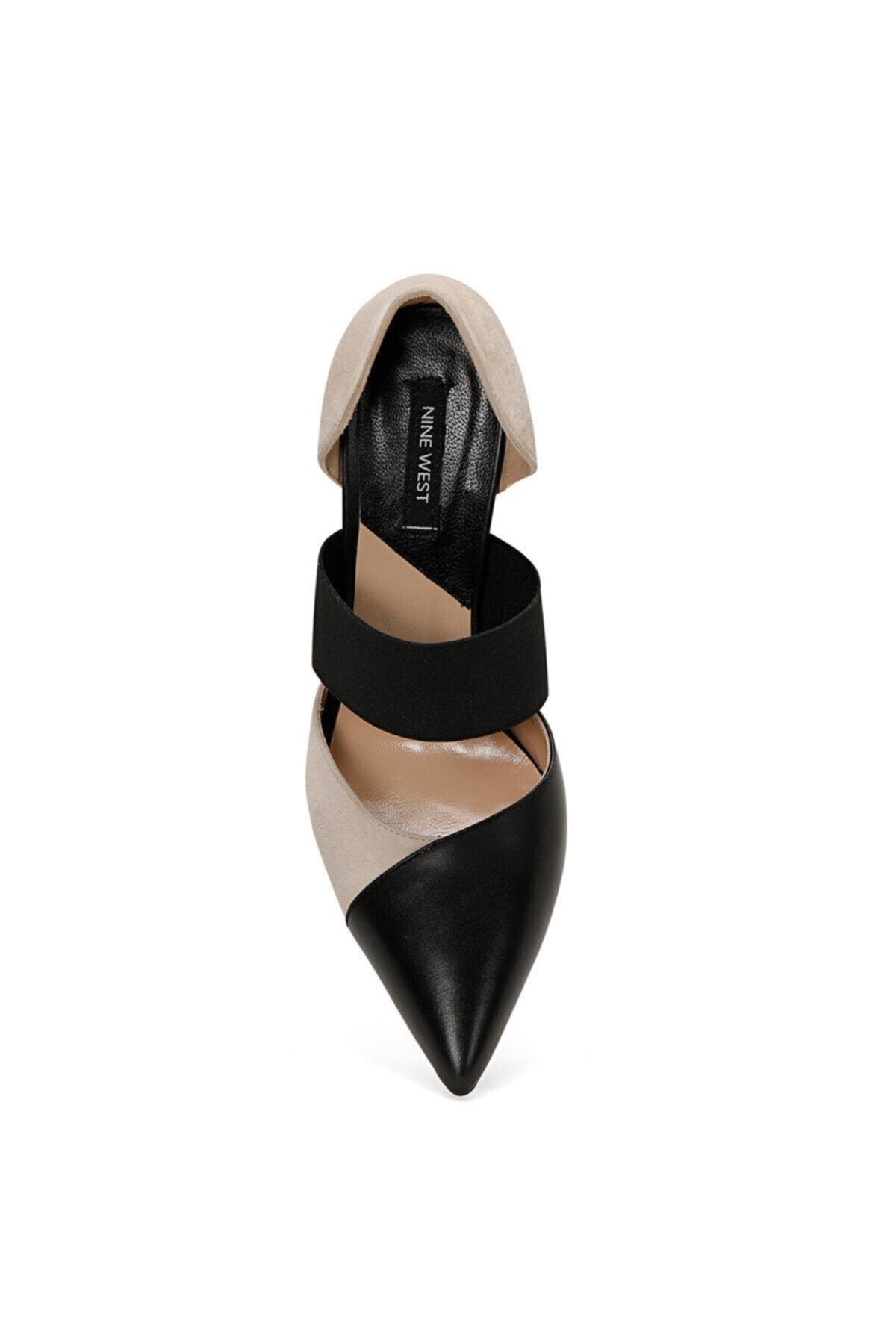 Nine West BEYONA Bej Kadın Hakiki Deri Topuklu Ayakkabı 100526372 2