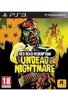 RockStar Games Red Dead Redemption Undead Nightmare Ps3 Oyun