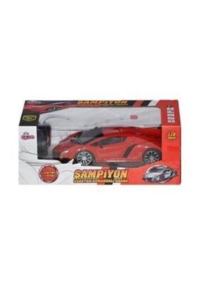 Vardem Kırmızı Işıklı Sampiyon Araba