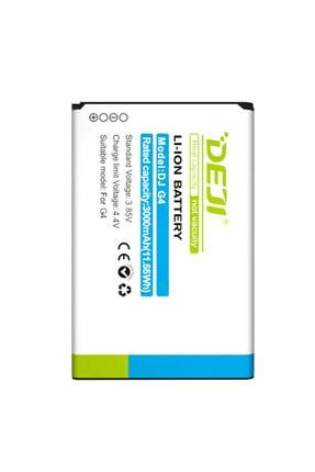 Deji Lg G4 / Lg G4 Stylus Batarya Mucize Batarya