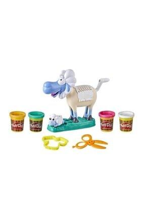 Play Doh Unisex Çocuk Beyaz Çılgın Koyun