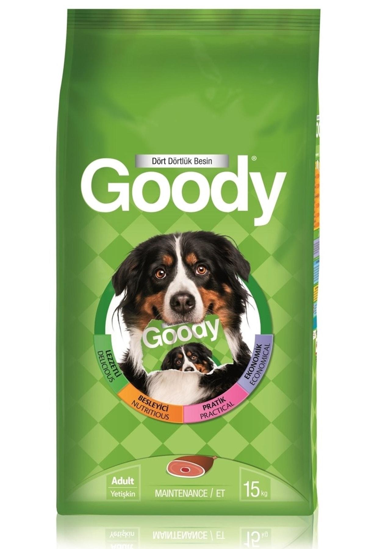 Goody Etli Yetişkin Köpek Maması 15 Kg 1