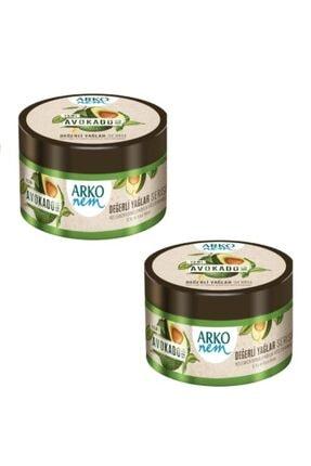 ARKO Nem Değerli Yağlar Avokado Yağı El Ve Vücut Kremi 2*250 ml