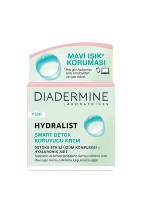 Diadermine Hydralist Smart Detox Koruyucu Krem 50ml