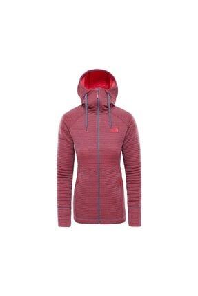 THE NORTH FACE Kadın Mor Sweatshirt W Hikesteller Md Jkt