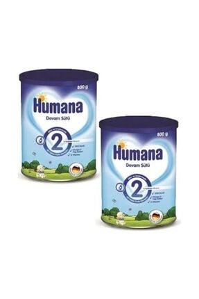 Humana Devam Sütü 2 Numara 800 Gr * 2 Adet