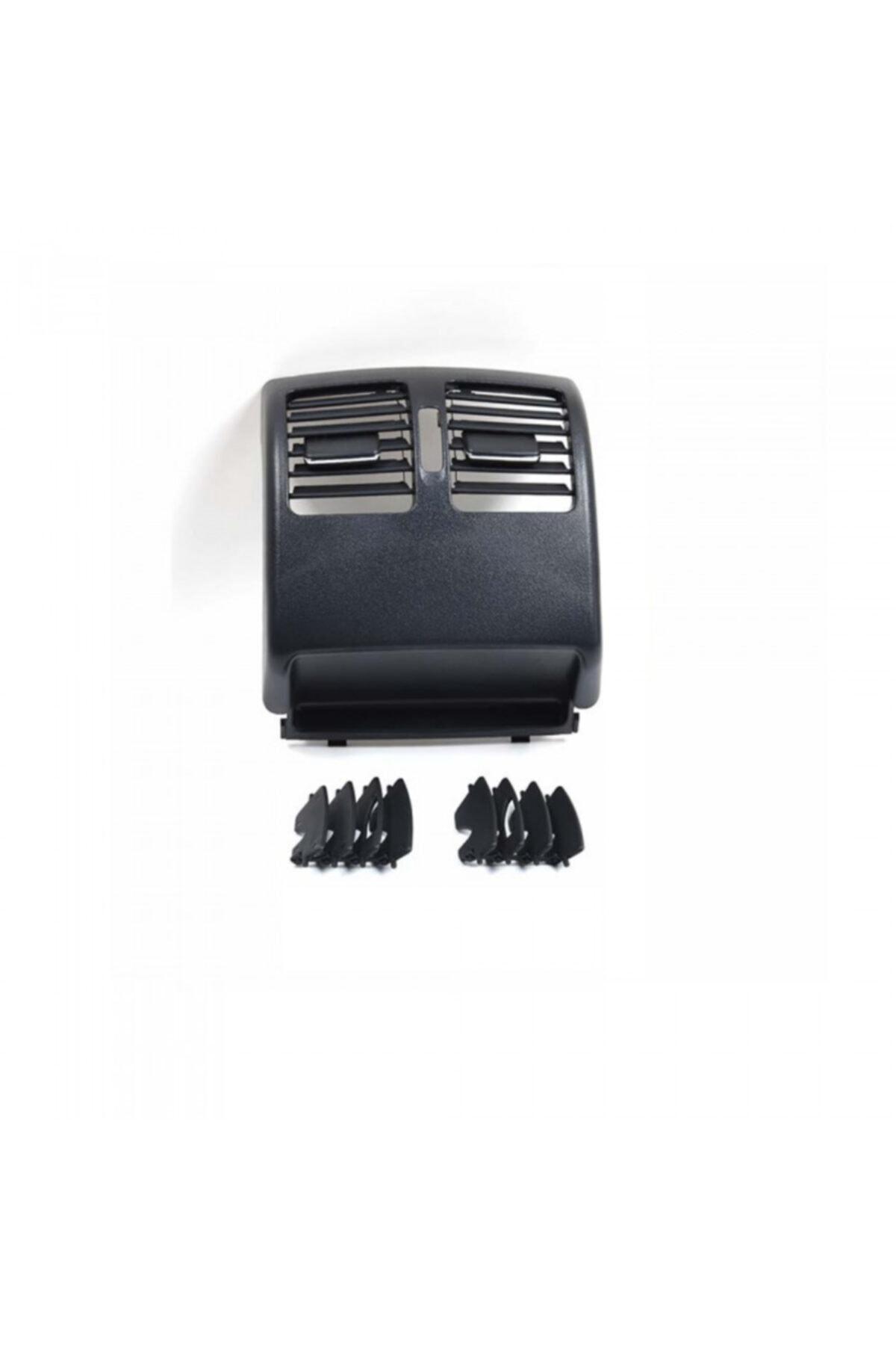 OEM Mercedes W204 W207 Için Siyah Arka Klima Havalandırma Izgarası Peteği 1