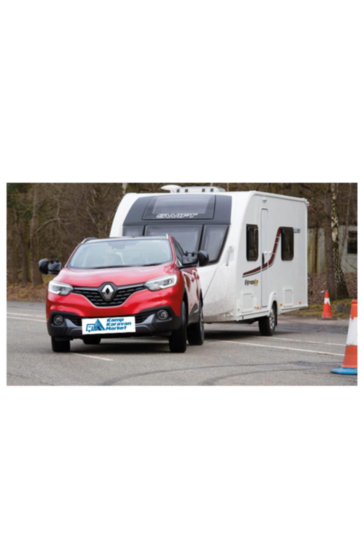 Thule Renault Kadjar Brink Diagonal Sökülebilir Çeki Demiri 2