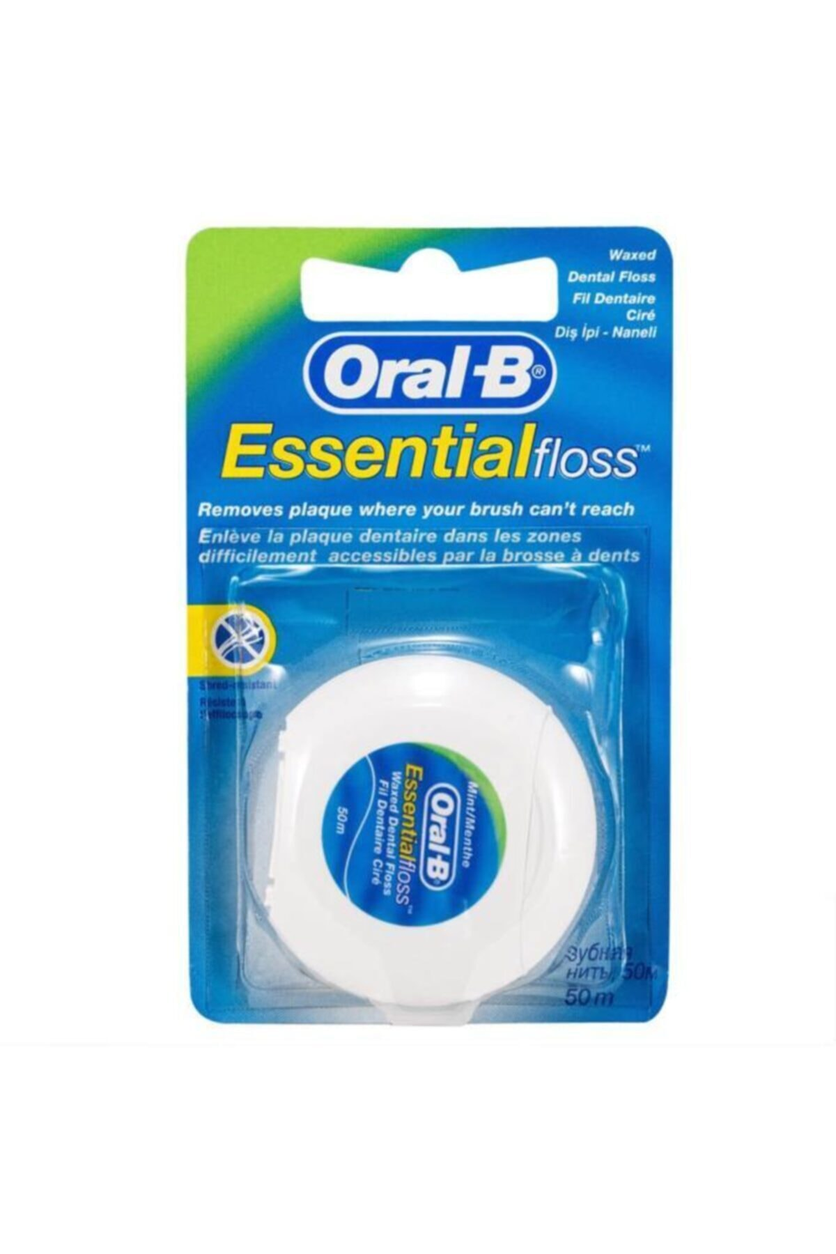 Oral-B Essential Floss Diş İpi 50 m 2