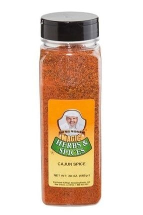 Magic Seasoning Magic Herbs & Spices Cajun Spice (kajun Baharat)