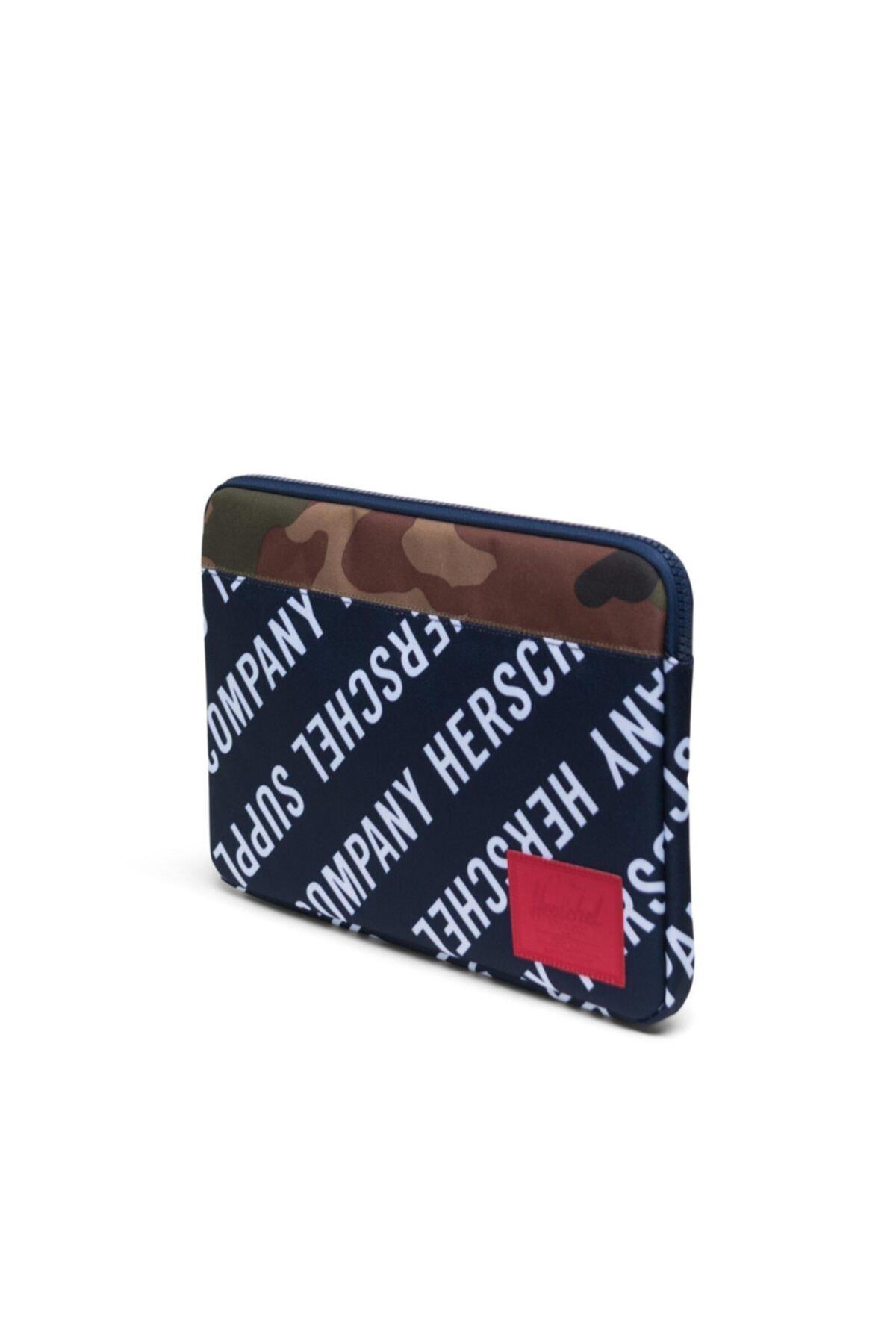 """Herschel Supply Co. Herschel Laptop Kılıfı Anchor Sleeve For 13"""" Peacoat/woodlandcamo 2"""
