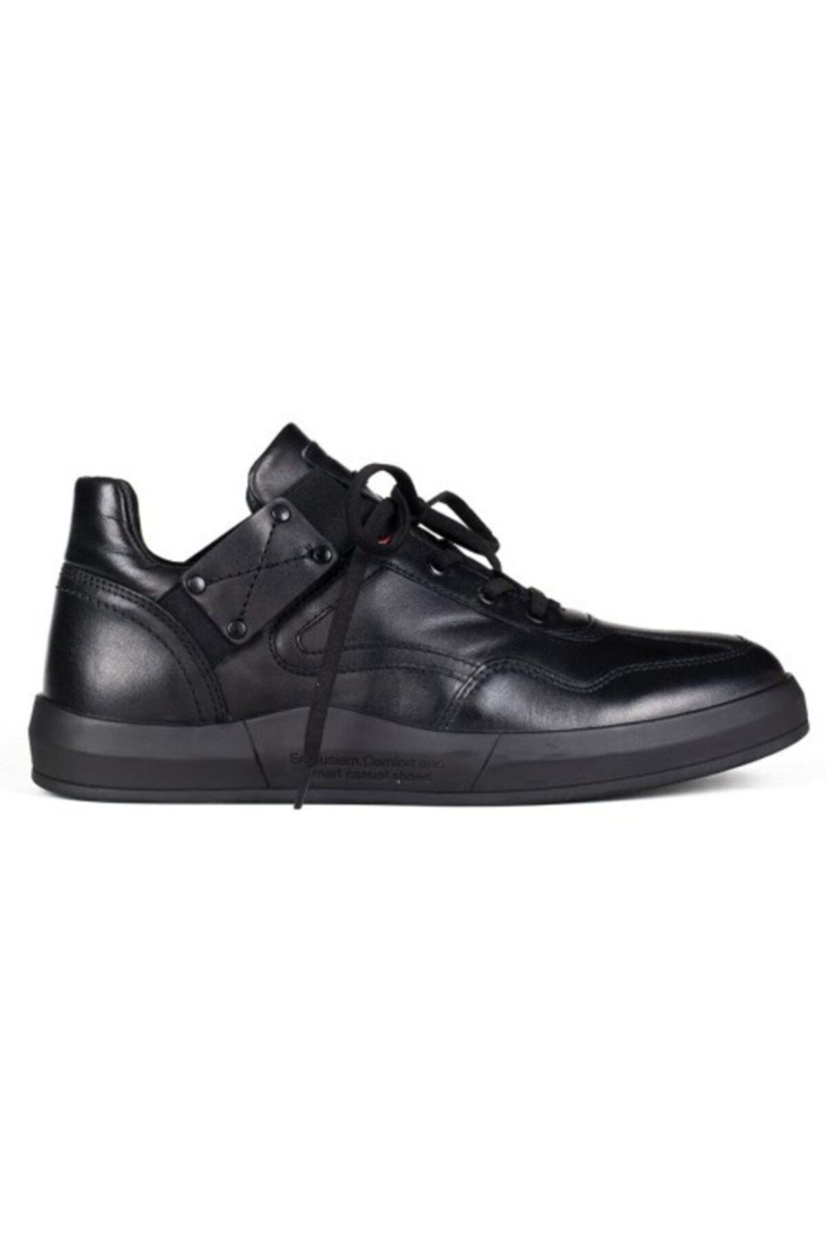 Greyder Erkek Sıyah Casual Ayakkabı 0K1CA12776 1