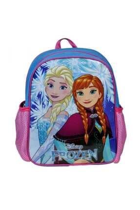 Frozen Disney Elsa-anna Simli Anaokul Çantası - Hakan Çanta 96468