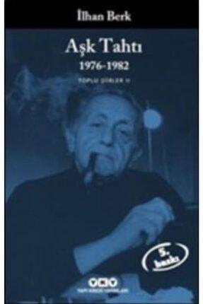 Yapı Kredi Yayınları Aşk Tahtı 1976-1982 Toplu Şiirler 2