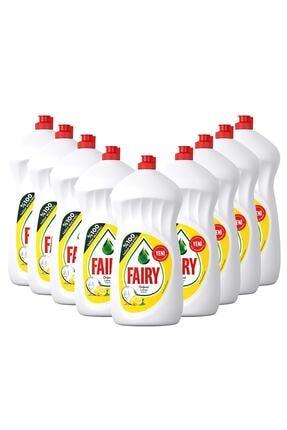 Fairy Limonlu 9'lu Sıvı Bulaşık Deterjanı 1350 ml 8681002963320