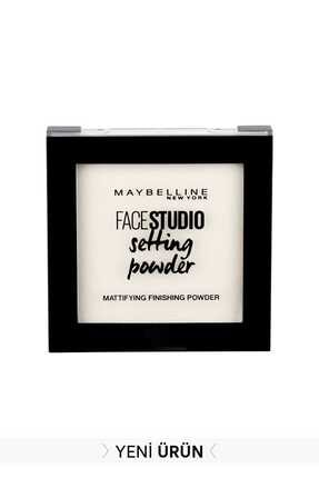 Maybelline New York Pudra Face Studio Setting Powder 009 Ivory 3600531540005