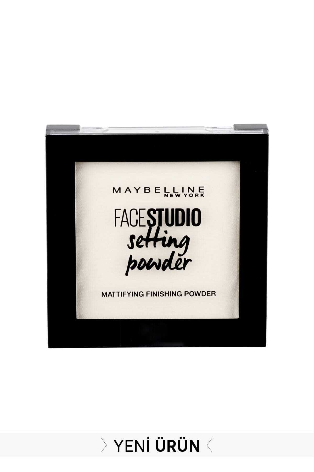 Maybelline New York Pudra Face Studio Setting Powder 009 Ivory 3600531540005 1